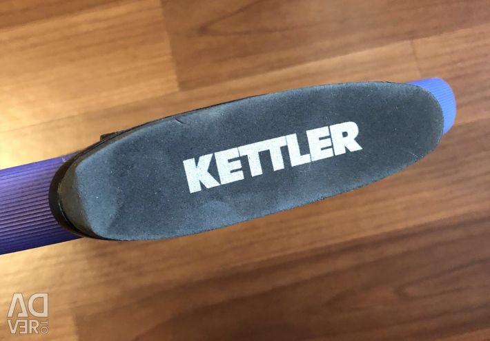 A hoop for Pilates Kettler