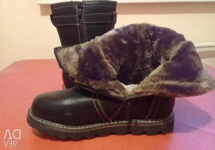 New winter boots 38,39,40,41