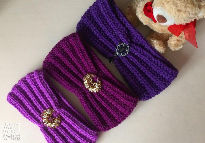 Oriental Armband - Brooch Turban