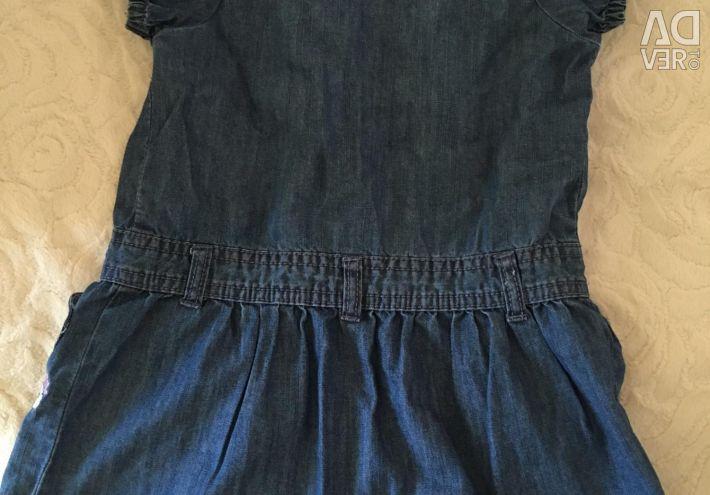 Denim Dress, 98