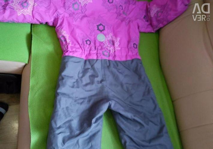 Lessie overalls
