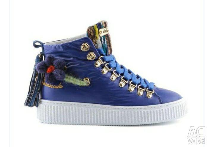 Sneakers Barracuda