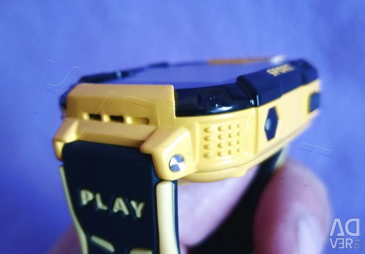 🔥 Дитячі Годинники 4G відчути GPS WiFi IP67 Rus 2019