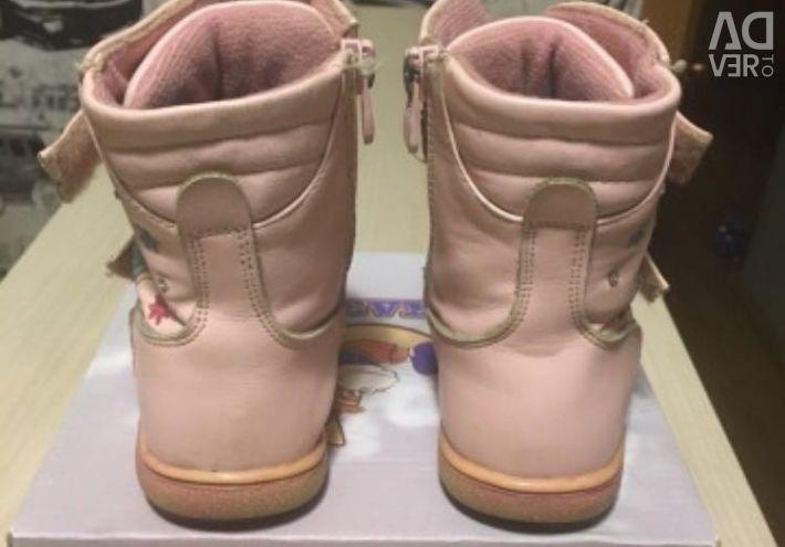 Μπότες Demi-Season