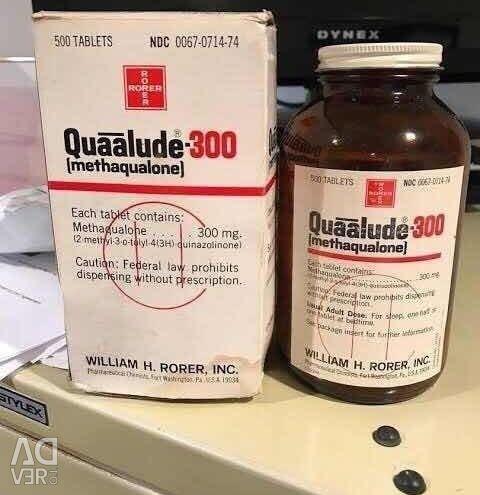 Barbitürat ilaçları (Quaalude, Seconal, Amytal, Rem