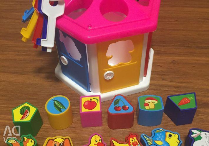 Toy development