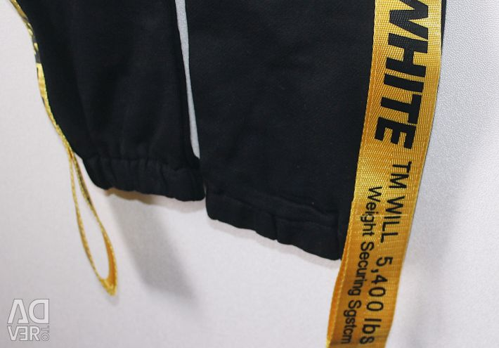 Pants OFF-WHITE