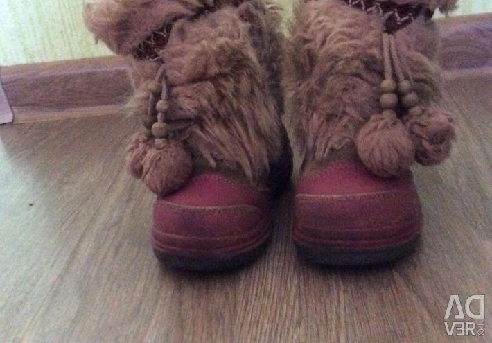 Çocuk botları Kotofey