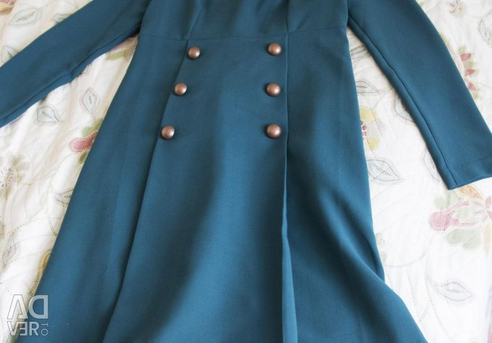 Cyrille Gassiline Midi Dress Knee-Length Green 42