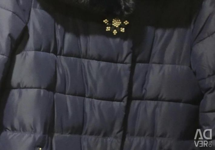 Down jacket winter