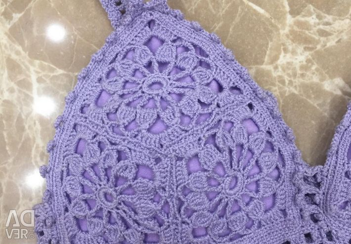 Swimsuit new knitted
