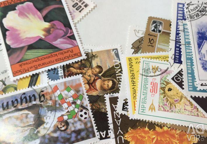 Γραμματόσημα Deagostini