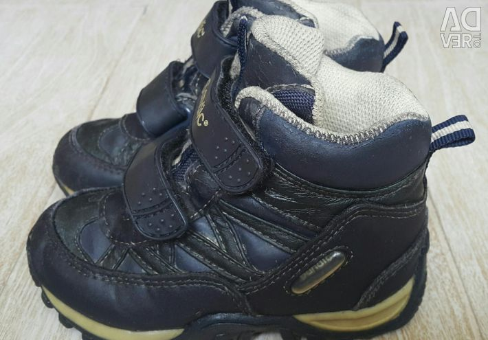 Ботиночки для мальчика 25 р-р