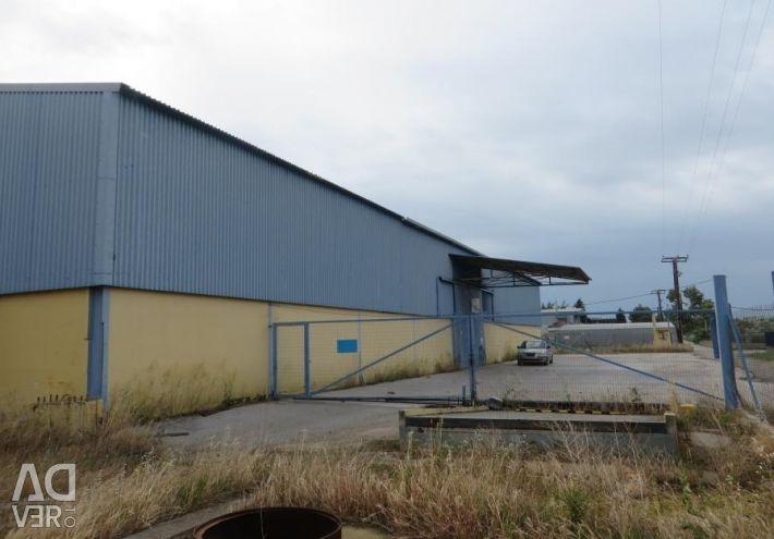 Ισόγειο κτίριο βιομηχανικού χώρου & Γραφεία