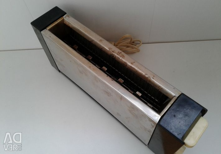 Working electric toaster from the USSR