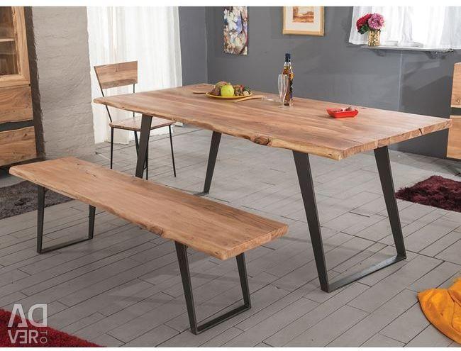 HANGING TABLES HM8169 MAISON WOOD AKAKI NATURE