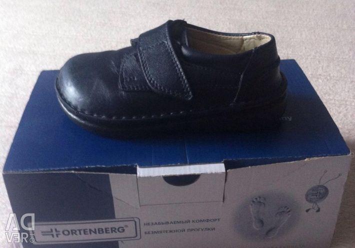 Ортопедические ботиночки от ORTENBERG, р. 25-26.