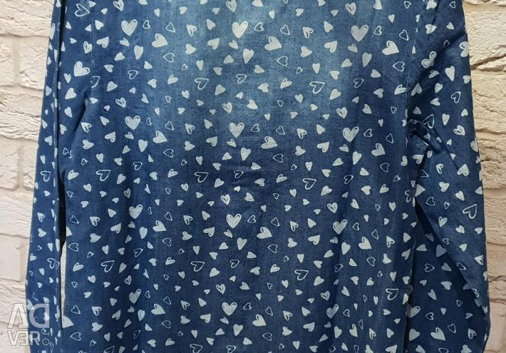 Denim shirt (new)