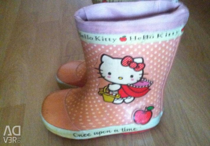 Rubber boots 26r-r