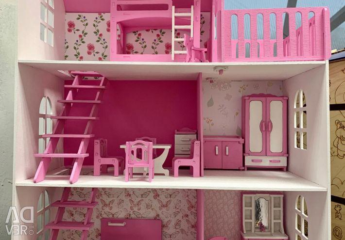 Ξύλινα σπίτια !!!