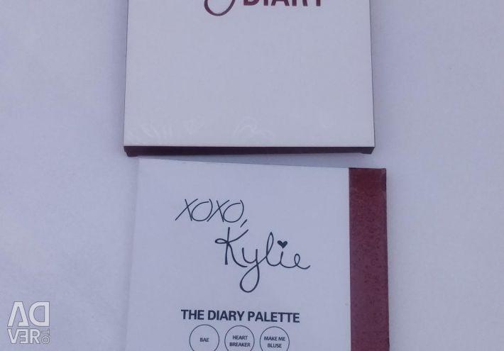 New Kylie Palette