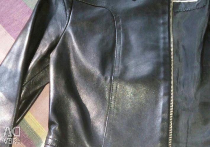 Hoffmann holland leather jacket