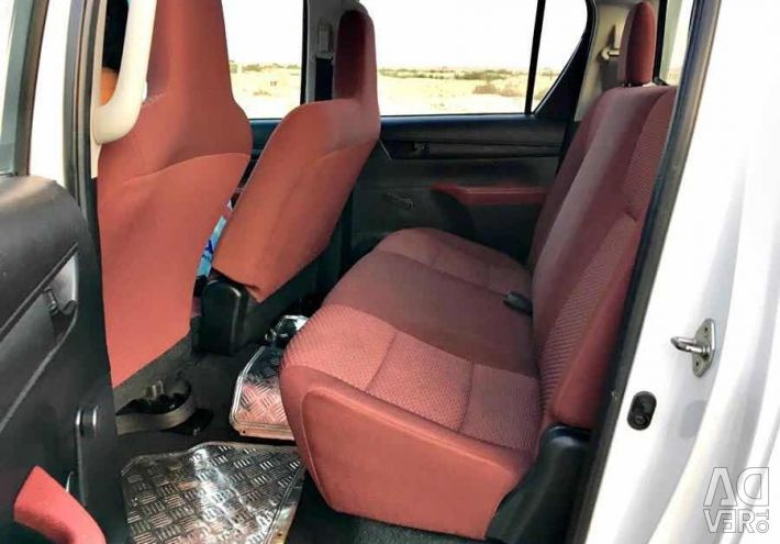 2016 Hilux for sell