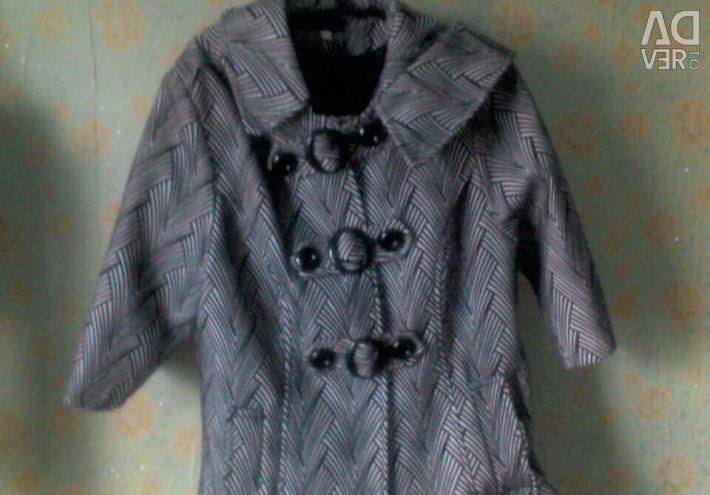 Coat demi-female
