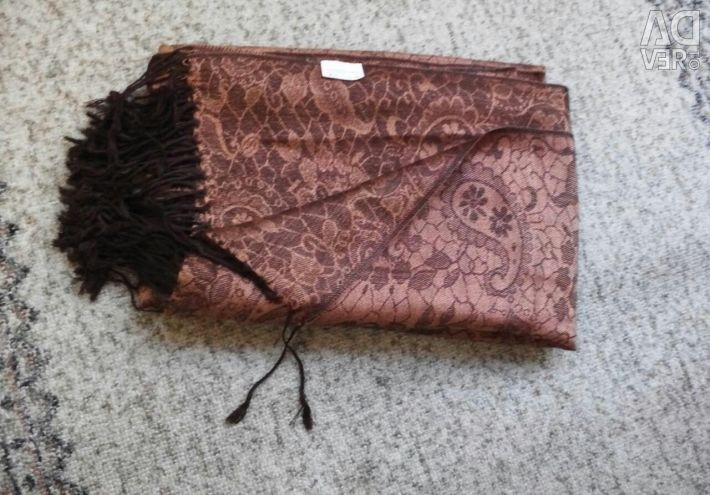 Scarf stole 188 / 72cm
