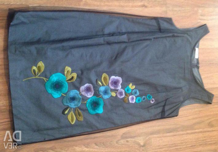 Zarif Moschino orijinal elbise