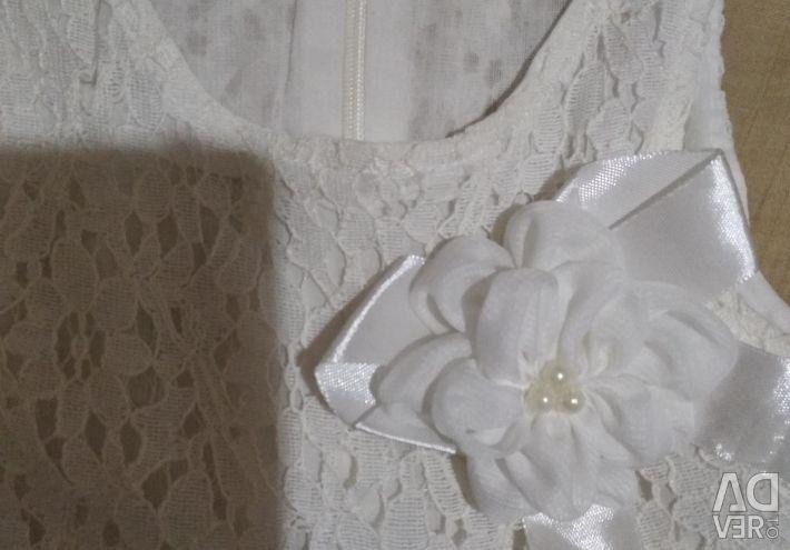 Νέα. Φόρεμα για κορίτσια 85-95cm