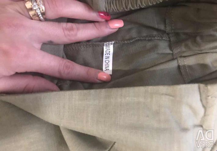 Pantaloni scurți de fustă