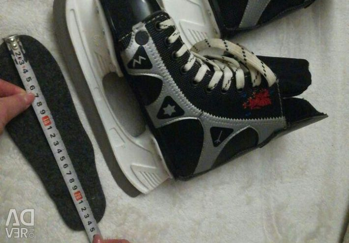 Skates are my husband.