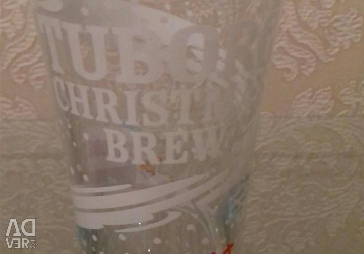 Glasses Tuborg Christmas