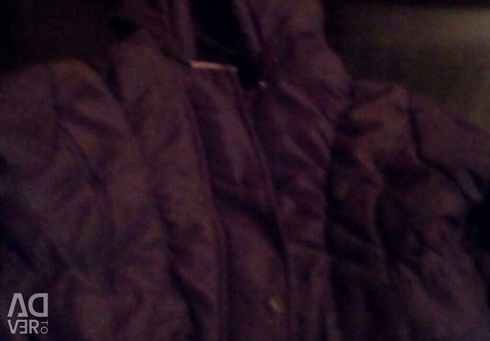 Children's down jacket