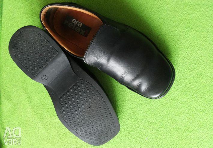 Ayakkabı erkeğin Ara Almanya