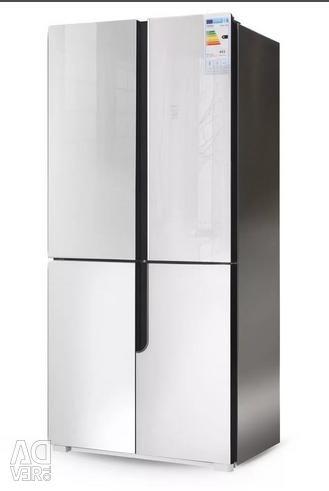 Холодильник GINZZU NFK-500
