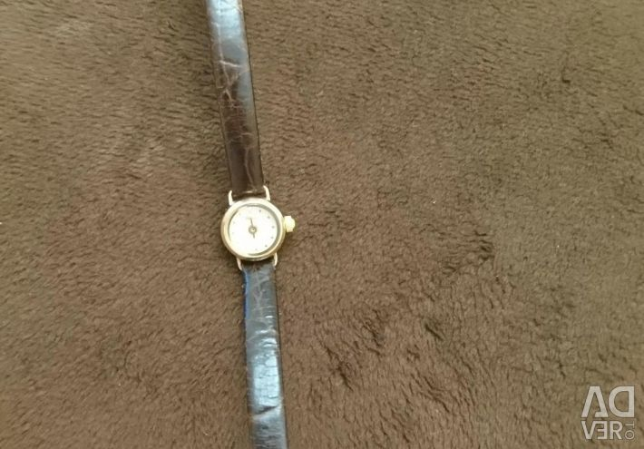 Platinor Gold Watch