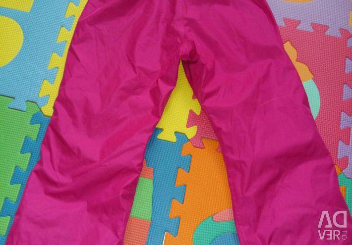 Pantaloni Nou membrana LASSIE