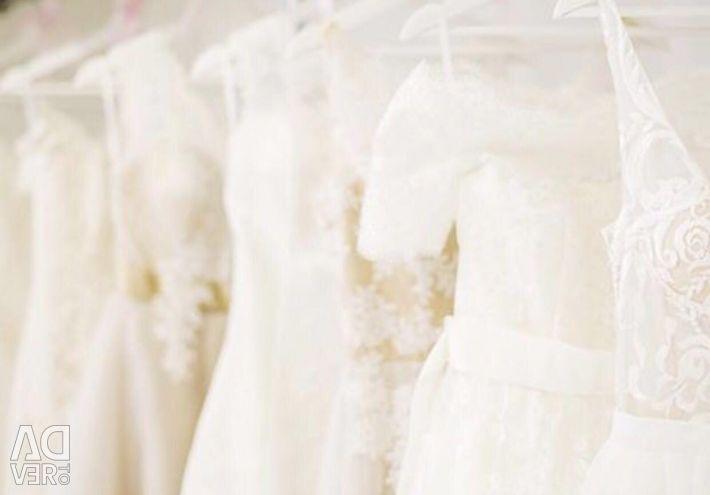 Wedding dress casta diva