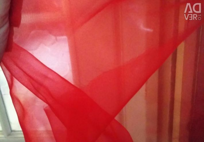 Organza / Tulle / Curtain
