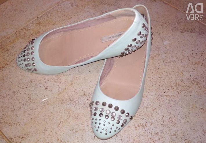 Παπούτσια μπαλέτου paolo conte