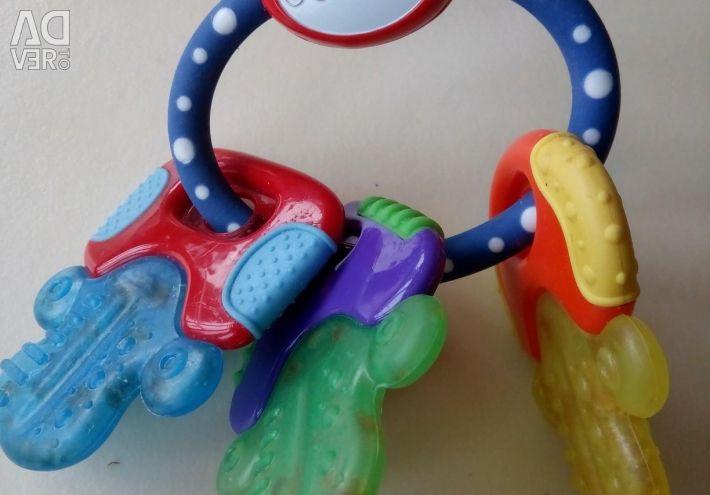 Παιδικά παιχνίδια (έως 1 έτος).
