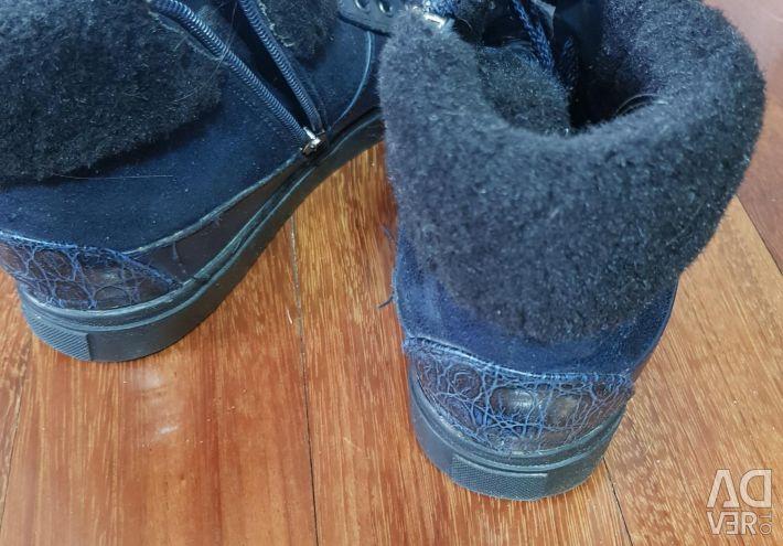 Autumn boots