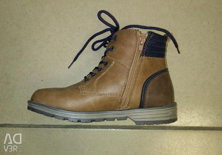 New demi boots 35.36