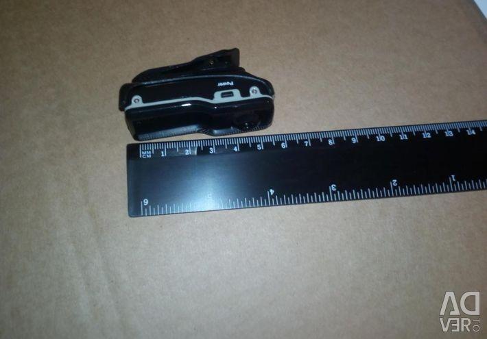 Миникамера md80 видеорегистратор