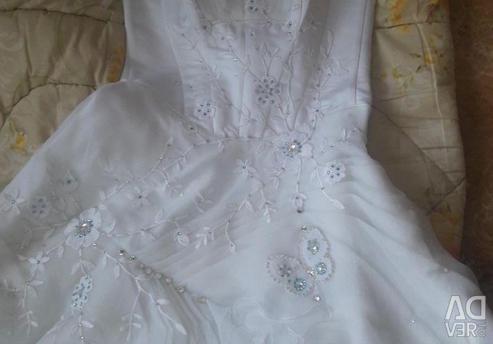 Свадебное платье и все к нему