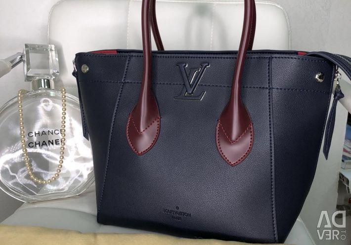 Geantă Louis Vuitton piele nouă