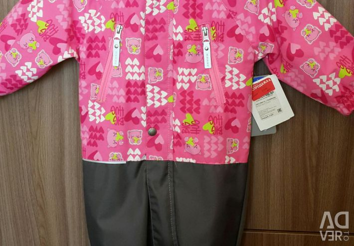 New overalls Kerry 74r.