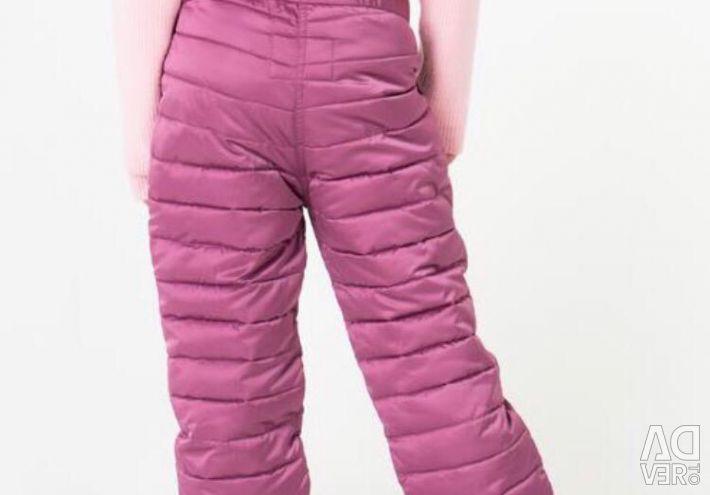 Παντελόνια ζεστά παιδικά, νέα